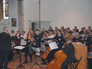 """Vielversprechender Start in das Jubiläumsjahr des Kirchenchors """"Cäcilia"""" 1777 Waldbreitbach"""